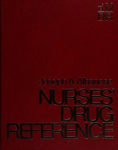 Nurses' Drug Reference