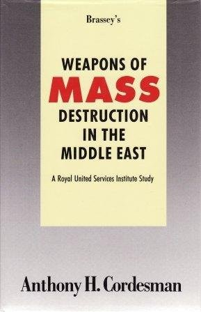 Weapons of Mass Destruction in the Middle East