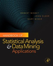 Handbook Of Statistical Analysis And Data Mining Applications PDF Download
