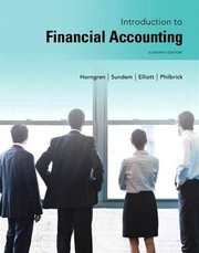 Introduction To Financial Accounting PDF Download