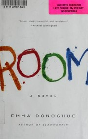 Book Cover: 'Room' by Emma Donoghue