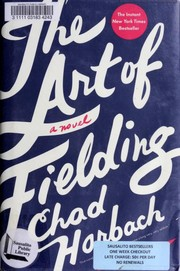 Book Cover: 'The Art of Fielding' by Chad Harbach