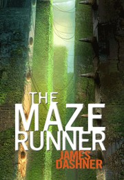 Book Cover: 'The Maze Runner' by Dashner, James