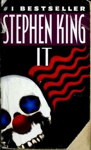 Book Cover: 'It ' by Stephen King