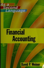 Financial Accounting As A Second Language PDF Download