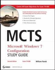 MCTS: Microsoft Windows 7 Configuration Study Guide (Exam 70-680) PDF Download