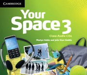 Hobbs, Martyn Your Space Level 3 Class Audio CDs (3)