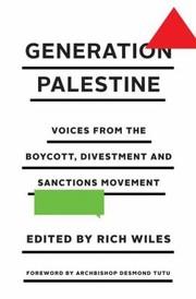 Generation Palestine.