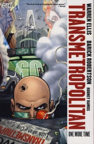 Transmetropolitan: One More Time, Volume 10