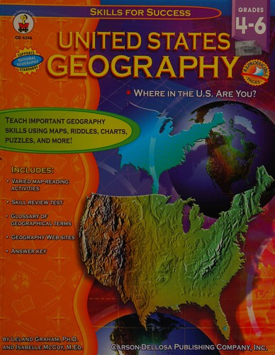Image for United States Geography (Skills for Success, Grades 4-6)