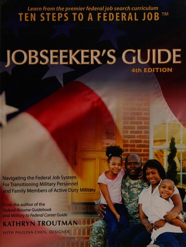 Job Seekers Guide, 4th Ed