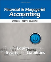 Financial And Managerial Accounting PDF Download