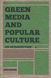 Green media and popular culture : an introduction cover image