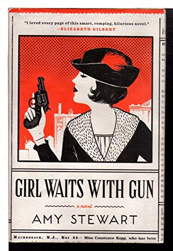 Image for Girl Waits With Gun (Costco edition)