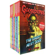 Goosebumps Series 10 Books Collection Set (class, R.l.stine, -  - ebay.co.uk