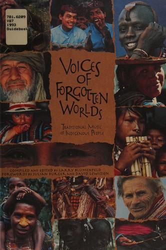 CD Voices Forgotten Worlds(bk/CD