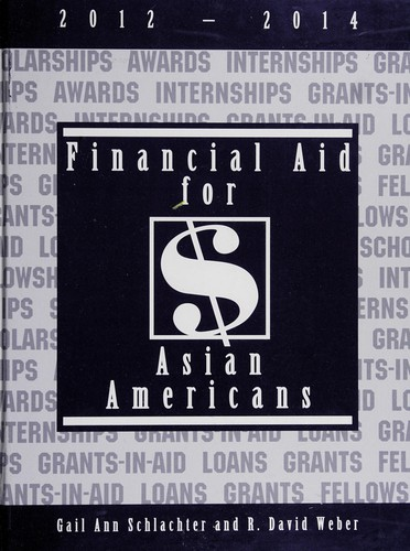 Financial Aid for Asian Americans 2012-2014