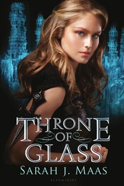 Book Cover: 'Throne of Glass series' by Sarah J. Maas