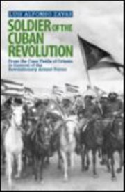 Soldier of the Cuban Revolution.