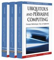 Ubiquitous And Pervasive Computing: Concepts, Methodologies, Tools, And Applications PDF Download