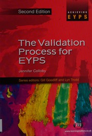 Colloby, Jennifer Validation Process for EYPS