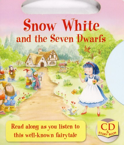 Snow White and the Seven Dwarfs (Book & Audio CD)
