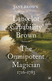 Brown, Jane Lancelot `Capability` Brown