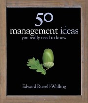 50 Management Ideas You Really