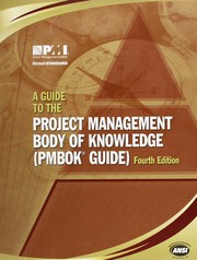 A Guide To The Project Management Body Of Knowledge (PMBOK Guide) PDF Download