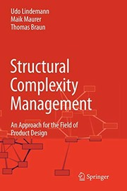 Structural Complexity Management PDF Download