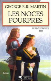 Martin George RR - Les noces pourpres - Le Trône de Fer T8 OL12631421M-M