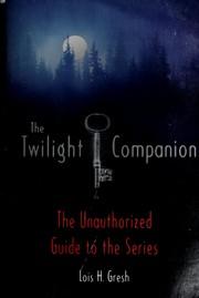 The Stephenie Meyer Twilight companion
