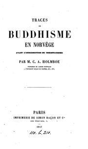traces de buddhisme en norvege