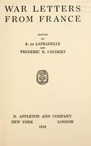 war, eBook, Albert Geouffre de Lapradelle, World War, 1914-1918, D ...