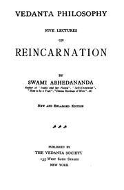 Vedanta philosophy