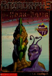 Cover of: The Hork-Bajir Chronicles