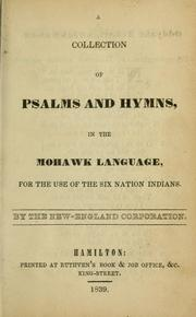 Mohawk language - search (Open Library)