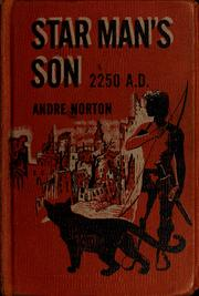 Cover of: Star Man's Son: 2250 A.D.