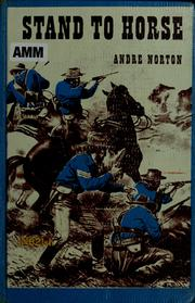 Cover of: Stand to horse