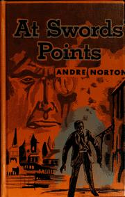 Cover of: At swords' points: a novel