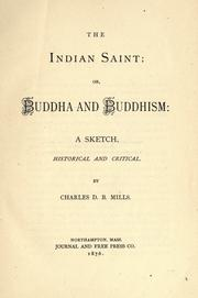 The Indian saint