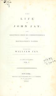 life of John Jay