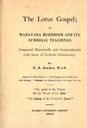 The Lotus gospel