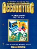 Cover of: South-Western Fundamentals of Accounting