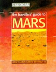 Cover of: Traveller's Guide to Mars