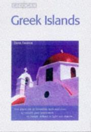 Cover of: Greek Islands