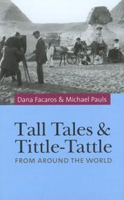 Cover of: Tall Tales and Tittle-Tattle