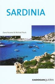 Cover of: Sardinia, 3rd (Country & Regional Guides - Cadogan)