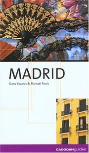 Cover of: Madrid, 2nd (City Guides - Cadogan)