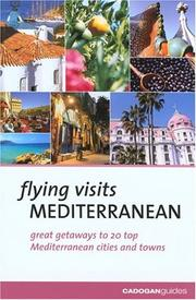 Cover of: Flying Visits Mediterranean (Flying Visits - Cadogan)